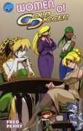 Women of Gold Digger TPB (2015 AP) 1-1ST