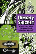 All the Wrong Questions HC (2012 LB&C) By Lemony Snicket 4-1ST