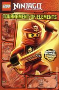 LEGO Ninjago Tournament of Elements GN (2015 Little Brown and Company) 1-1ST