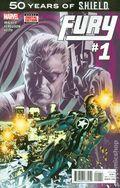 Fury S.H.I.E.L.D. 50th Anniversary (2015) 1A