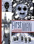 First Man Reimagining Matthew Henson GN (2015 Lerner) Graphic Universe 1-1ST