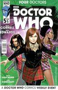 Doctor Who Four Doctors (2015 Titan) 5C