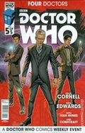 Doctor Who Four Doctors (2015 Titan) 5A