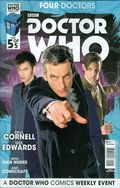 Doctor Who Four Doctors (2015 Titan) 5B