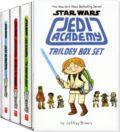 Star Wars Jedi Academy HC Trilogy Box Set (2015 Scholastic) By Jeffrey Brown SET#1