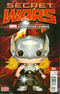 Secret Wars (2015 3rd Series) 1CORPS