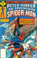 Spectacular Spider-Man (1976 1st Series) Whitman Variants 18