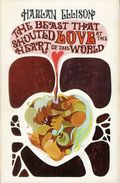 Beast that Shouted Love at the Heart of the World HC (1969 An Avon Novel) By Harlan Ellison 1BC-1ST