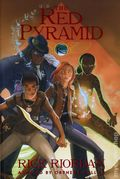 Red Pyramid GN (2012 Disney/Hyperion) The Kane Chronicles 1-REP