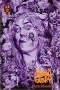 Glenn Fabry Sketchbook SC (2013-2015 Berserker) 3B-1ST