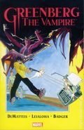 Greenberg the Vampire TPB (2015 Marvel) 1-1ST