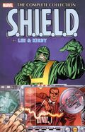 SHIELD TPB (2015 Marvel) The Complete Collection by Lee and Kirby 1-1ST