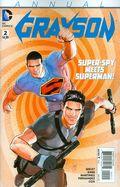Grayson (2014 DC) Annual 2