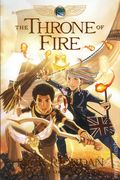 Throne of Fire GN (2015 Disney/Hyperion) The Kane Chronicles 1-1ST