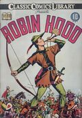 Classics Illustrated 007 Robin Hood 1
