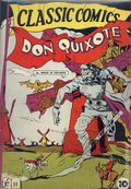 Classics Illustrated 011 Don Quixote (1943) 1
