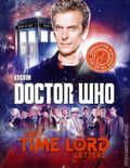 Doctor Who The Time Lord Letters HC (2015 Harper) 1-1ST