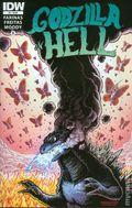 Godzilla in Hell (2015 IDW) 3A