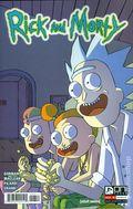 Rick and Morty (2015 Oni Press) 6A