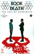 Book of Death Fall of Harbinger (2015) 1A