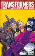 Transformers More than Meets the Eye (2012 IDW) 45SUB