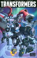 Transformers (2012 IDW) Robots In Disguise 45SUB