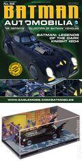 Batman Automobilia: The Definitive Collection of Batman Vehicles (2013- Eaglemoss) Figurine and Magazine #68