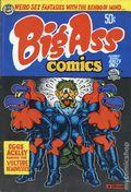 Big Ass Comics (1969-1971) #1, 4th Printing