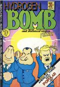 Hydrogen Bomb Funnies (1970) #1, 2nd Printing
