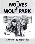 Wolves of Wolfpark Protfolio by Wendy Pini (1986 WaRP Graphics) 1
