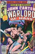 John Carter Warlord of Mars (1977 Marvel) Mark Jewelers 17MJ