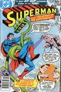Superman (1939 1st Series) Mark Jewelers 328MJ