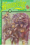 Forbidden Knowledge Comics (1975 Last Gasp) #1, 1st Printing