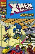 X-Men Adventures Hero Caps (1993 Marvel) ITEM#1