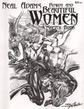 Neal Adams Rowdy and Beautiful Women Sketchbook SC (2005 Continuity) 1-1ST