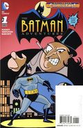 Batman Adventures (2015 DC) Halloween ComicFest 1