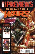 Marvel Previews Secret Wars (2015 Marvel) 0