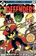 Defenders (1972 1st Series) Whitman Variants 51