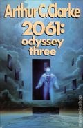 2061 Odyssey Three HC (1988 Del Rey Books Novel) 1B-1ST