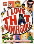 LEGO I Love That Minifigure HC (2015 DK) 1-1ST