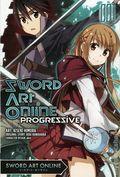 Sword Art Online: Progressive GN (2015- A Yen Press Digest) 1-REP