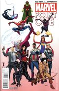All New All Different Point One (2015 Marvel) 1B