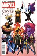 All New All Different Point One (2015 Marvel) 1C