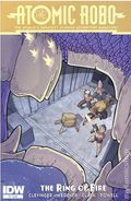 Atomic Robo and the Ring of Fire (2015 IDW) 2