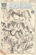 Atomic Robo and the Ring of Fire (2015 IDW) 2RI