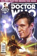 Doctor Who The Eleventh Doctor Year Two (2015) 1A