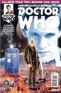 Doctor Who The Eleventh Doctor Year Two (2015) 1B