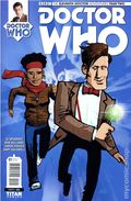 Doctor Who The Eleventh Doctor Year Two (2015) 1D