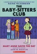Baby-Sitters Club GN (2015- Scholastic) Full Color Edition 3-1ST