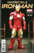 Invincible Iron Man (2015 2nd Series) 1B